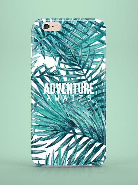 iPhone Case - Adventure Awaits - ZO-HAN - Obudowy do telefonów