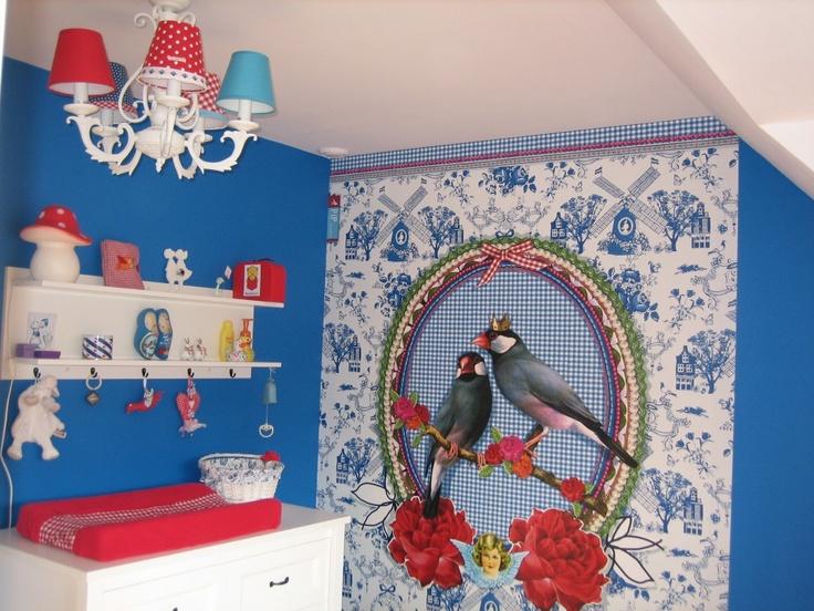 dan 1000 ideeën over Blauw Oranje Slaapkamers op Pinterest - Oranje ...