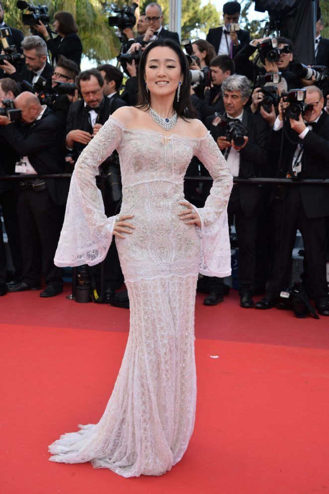 Gong Li - 'Cafe Soceity' Premiere at 2016 Cannes Film Festival