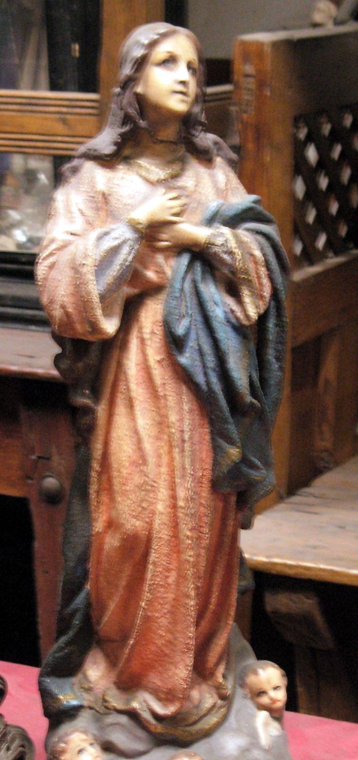 Imaginería Religiosa, Antigüedades Carroza