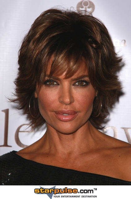 39 Best Images About Lisa Rinna S New Hair Style On