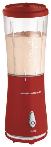 Hamilton Beach - 12-Oz. Blender - Red, 51101R