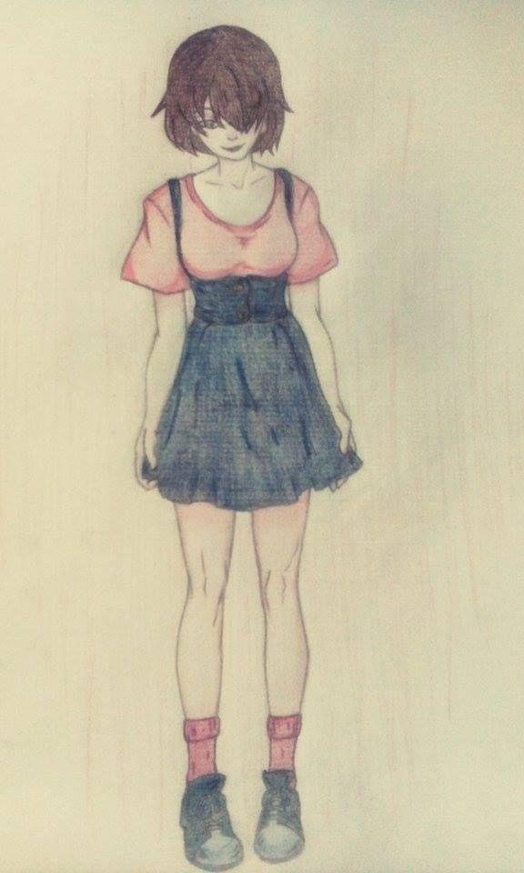 Lisa_Zankyou no terror_pencils_xrysa