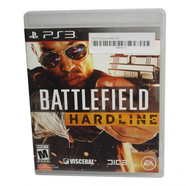 Juego PS3 Battlefield Hardline Original - Juegos de Consola - TV, Consolas y Juegos - Tecnología - Sensacional