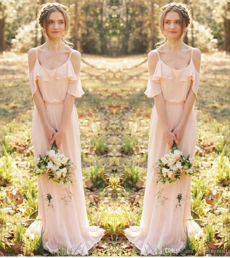25  best ideas about Bohemian bridesmaid on Pinterest | Unique ...