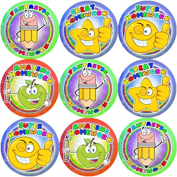 144 Physics Theme Reward Stickers Schools Teachers Learning Children Praise