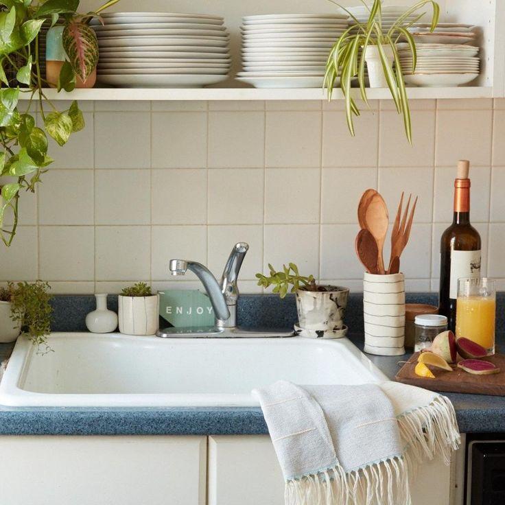 Minna Cotton Kitchen Towels.
