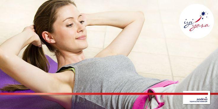 """Her vücut tipinin egzersizi farklıdır. """"Elma Vücut"""" tipine sahip olanların yapması önerilen egzersizleri, biliyor musunuz?"""