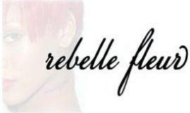 Rihanna - Rebelle Fleur Tattoo