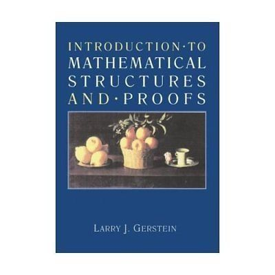 MATHEMATICAL STRUCTURES & PROOFS is intended for a one-term course whose goal is to ease the transition from lower-division calculus courses to upper-division courses in linear and abstract algebra, real and complex analysis, number theory, topology, combinatorics, etc. It contains a wide-ranging assortment of examples and imagery to motivate and to enhance the underlying intuitions, as well as numerous exercises and a solutions manual for professors.