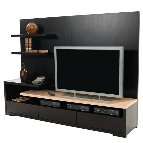 El Dorado Furniture Beluga Plasma TV Unit Living Room
