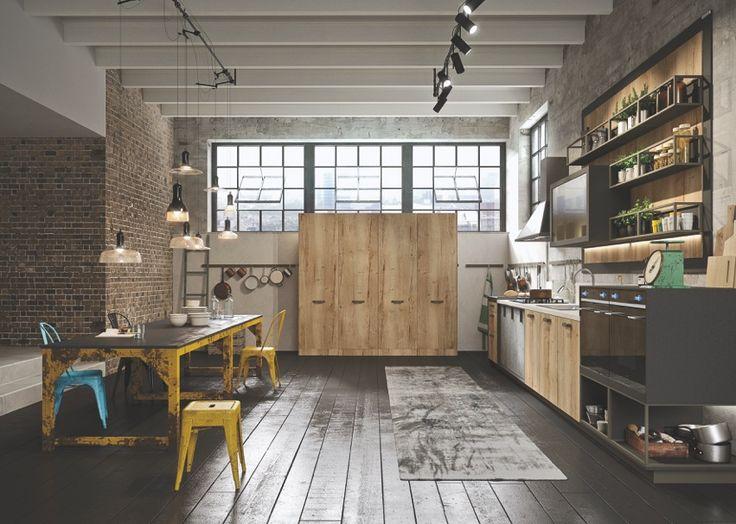 loft design michele marcon di snaidero cucina novit 2015 http