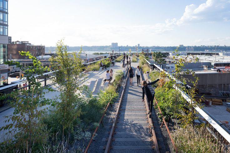 Galeria de O capítulo final do High Line está completo; mas espere, não feche o livro ainda! - 1