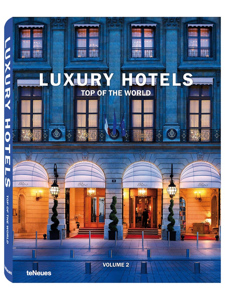 Conan Coffee Table Books Part - 43: Luxury Hotels: Top Of The World Volume II - Great Coffee Table Book