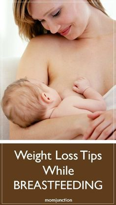 Tips On How To Lose Weight After Pregnancy While #Breastfeeding :Post pregnancy, it is better to lose weight while breastfeeding since during this process 500 calories are burnt. So, following good diet along with some exercises can help you lose weight.
