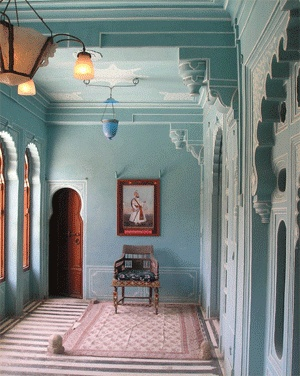Indian interior #India #Udaipur
