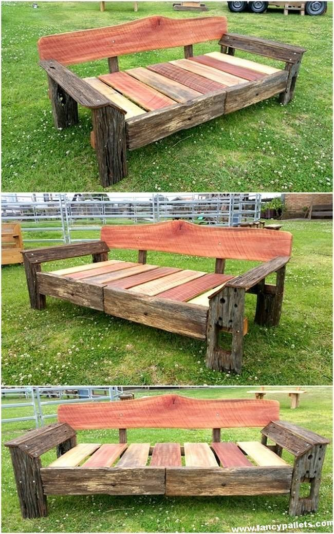 30 Beautiful Pallet Crafts And