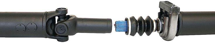 a rear dorman oe solutions drive shaft pn946 130 fits dodge ram 3500