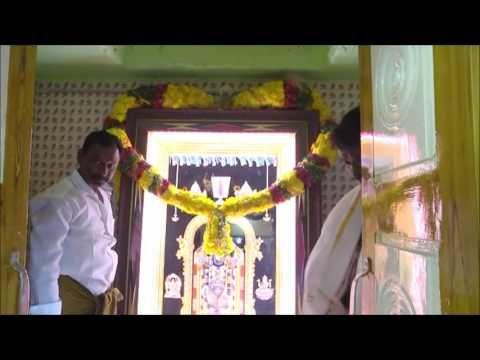 Venkateswara Swamy Vigraha Prathista 3