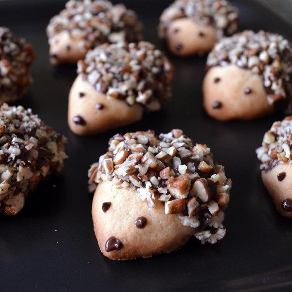 "Hedgehog Cookies | ""These cookies turned out delicious."""