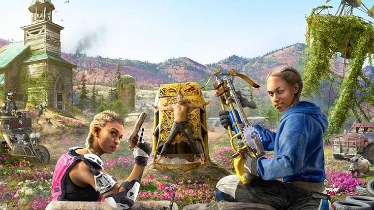 Far Cry New Dawn is an upcoming first-person shooting game developed by Ubisoft Montreal published by Ubisoft, which is a chronological sequel to Far Cry 5