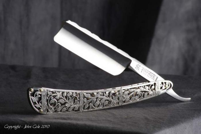 straight razor pin up - Google Search