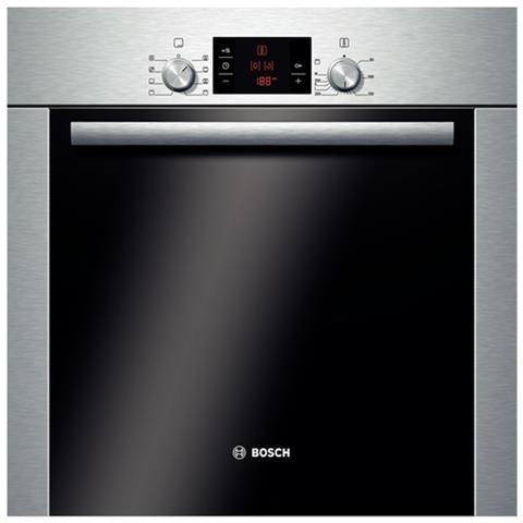 BOSCH - Forno Elettrico da Incasso HBA22B250E Capacità 62 L Multifunzione Potenza 3580 W Colore Acciaio inox - ePrice