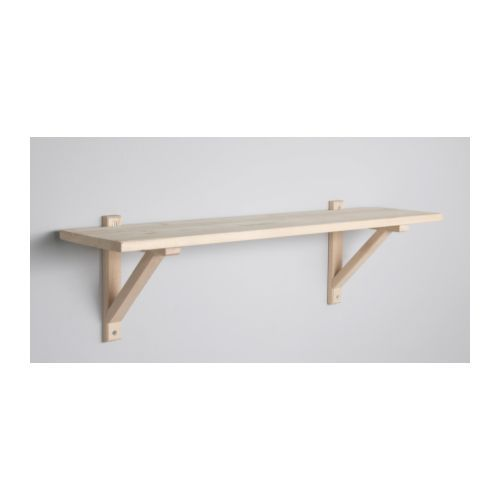 EKBY VALTER/EKBY TRYGGVE Wall shelf   - IKEA