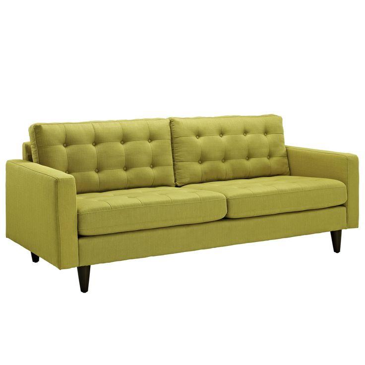 Modway Furniture Empress Upholstered Sofa EEI-1011