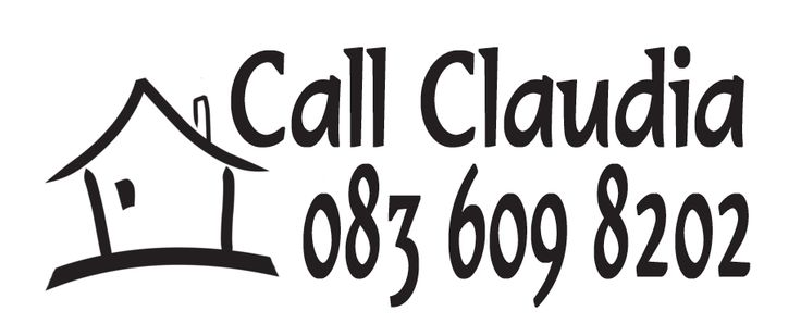 Call Claudia 083 609 8202, for your real estate needs in the Helderberg area, Somerset West, Strand & Gordon's Bay