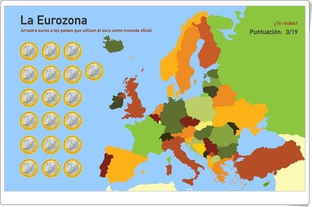 """""""La Eurozona"""" (Toporopa.eu)"""