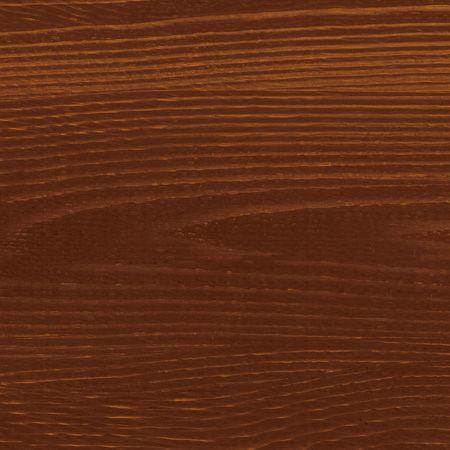 Merbau timber coat for B&D Garage Door