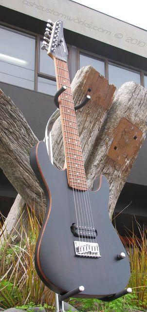 Flickr: The Rare and Unusual Custom Guitars Pool