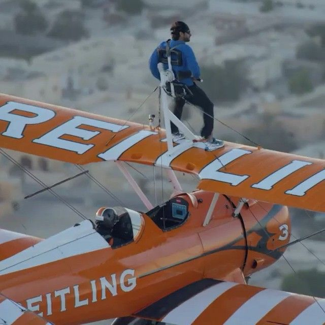12/13 VIDEO Faz3 goes WingWalking PHOTO f3