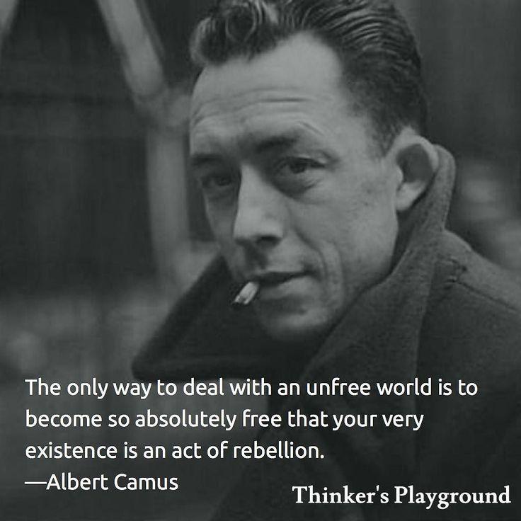 Albert Camus Quotes: 82 Best Brilliant Quotes Images On Pinterest
