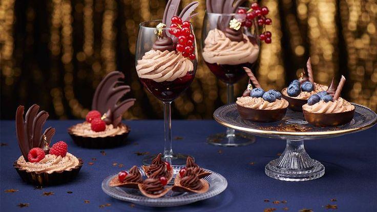 Paweł Małecki ma swój sposób na sylwestrowe przekąski, oczywiście w wersji słodkiej. Wszystkie przepisy na desery znajdziesz w Kuchni Lidla.