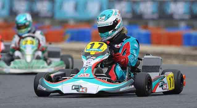 Go Karting in Dubai
