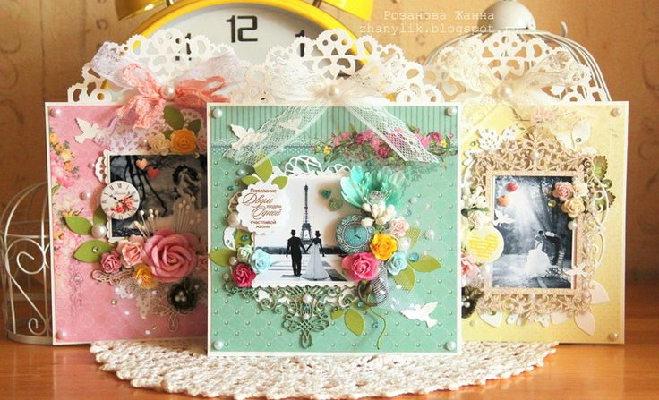 ScrapBerry's: cards by Jeanne Rozanov with Cherished Jewels collection