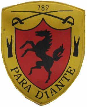 Batalhão de Cavalaria 782 Angola 1965/1967