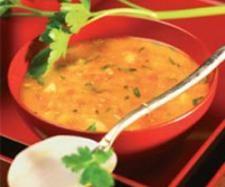 Rezept Möhreneintopf von Thermomix Rezeptentwicklung - Rezept der Kategorie Suppen