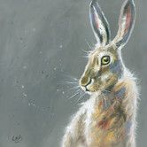 Found it at Wayfair.co.uk - Herbert by Louise Brown Art Print on Canvas