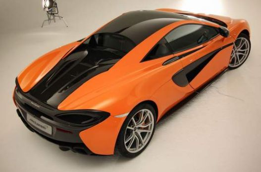 2017 McLaren Shooting Brake Release Date and Price - New Car Rumors