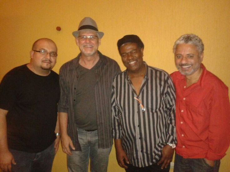 Carlinho Motta & Trio Geferson Horta; Lobão Ramos; Leo Cortez