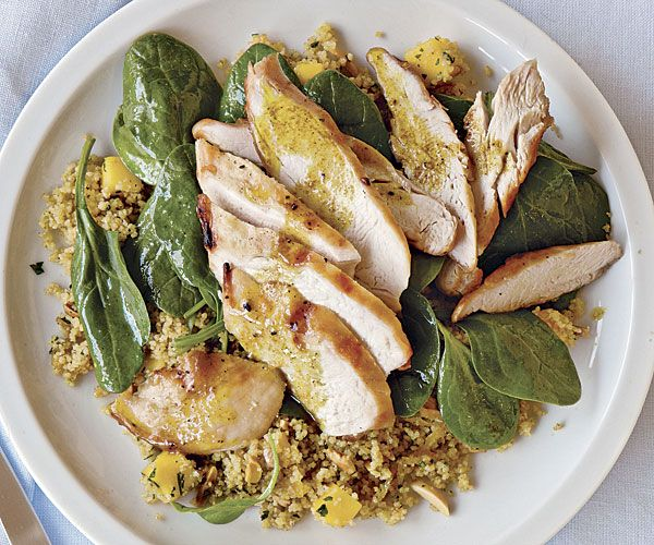 Boneless, skinless chicken breasts are a weeknight staple. Here's how to keep them from getting boring.