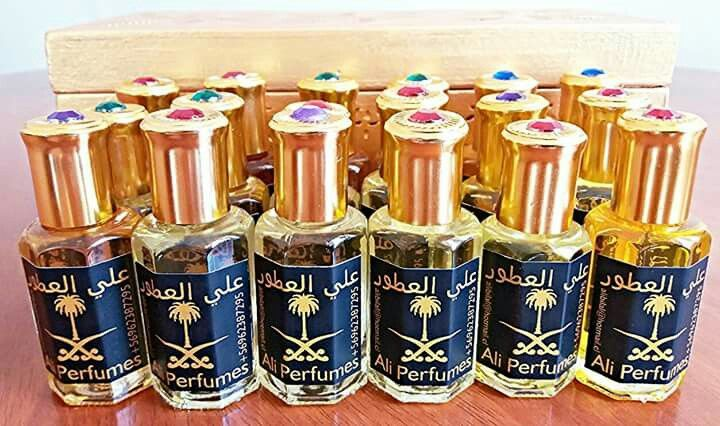 Los mejores Perfumes Árabes