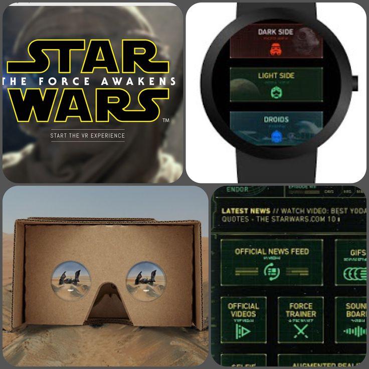 De Star Wars-app van Disney is je verbinding met een sterrenstelsel hier ver, ver vandaan. Via de dynamische interface van de Star Wars-app duik je in brekend nieuws, rijke media, sociale updates, speciale evenementen en interactieve functies. En hiermee begint de fun: http://www.starwars.co.uk/vr https://play.google.com/store/apps/details?id=com.disney.starwarshub_goo & Appstore: Star Wars' https://appsto.re/nl/RyHo5.i