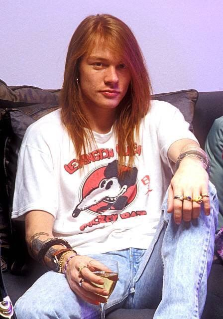 Axl Rose Young Wwwpixsharkcom Images Galleries With