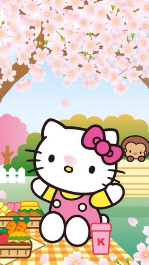 Hello Kitty Tapete Auf Rechnung : Hello Kitty