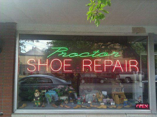 Shoe Repair Shops Tacoma