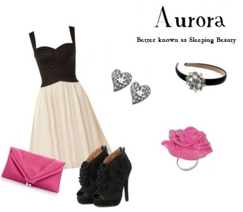 Disney Inspired Outfit love the dress and shoes so much! - This would really be Briar Rose rather than Aurora